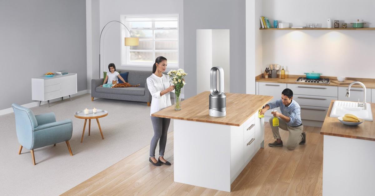 Come sanificare l'ambiente domestico